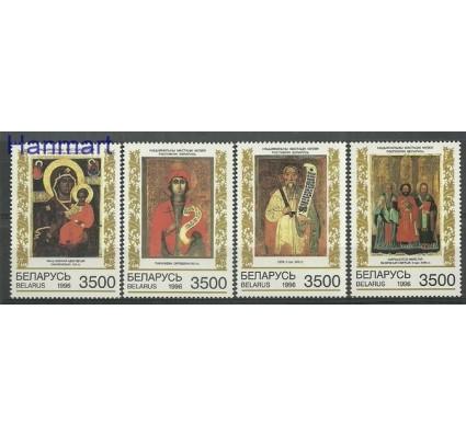 Znaczek Białoruś 1996 Mi 205-208 Czyste **