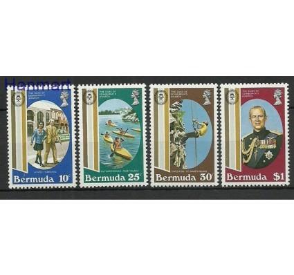 Znaczek Bermudy 1981 Mi 404-407 Czyste **