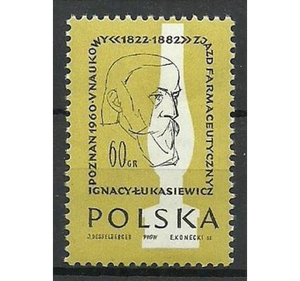 Znaczek Polska 1960 Mi 1178 Fi 1034 Czyste **