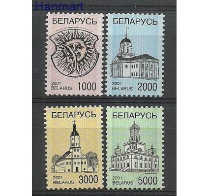 Znaczek Białoruś 2001 Mi 430-433 Czyste **