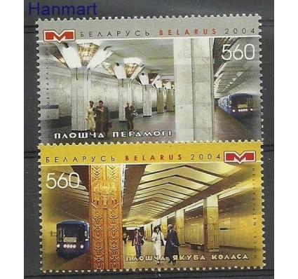 Znaczek Białoruś 2004 Mi 573-574 Czyste **