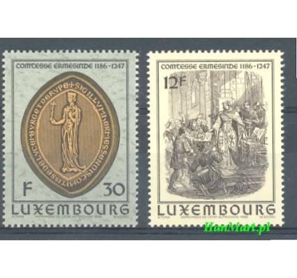 Znaczek Luksemburg 1986 Mi 1158-1159 Czyste **