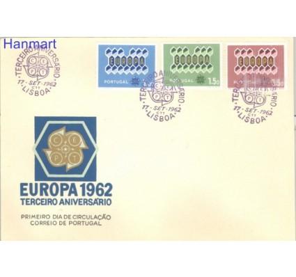Znaczek Portugalia 1962 Mi 927-929 FDC