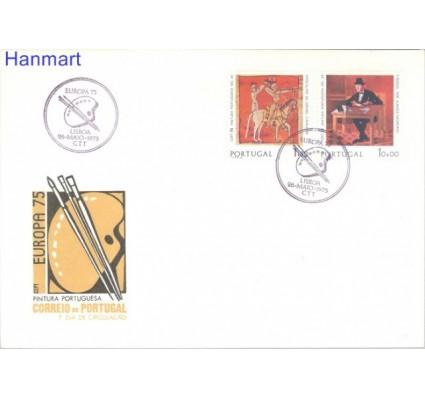Znaczek Portugalia 1975 Mi 1281-1282 FDC