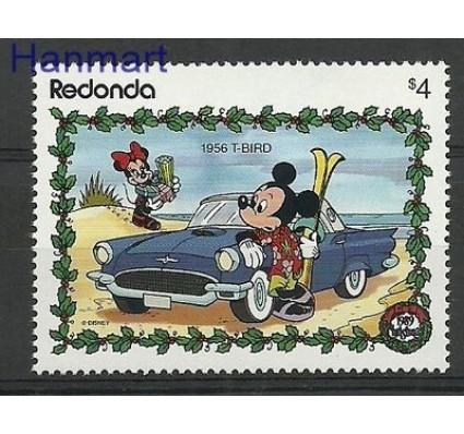 Znaczek Redonda 1989 Mi 330 Czyste **