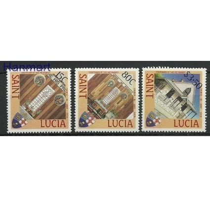 Znaczek Saint Lucia 1988 Mi 925-927 Czyste **