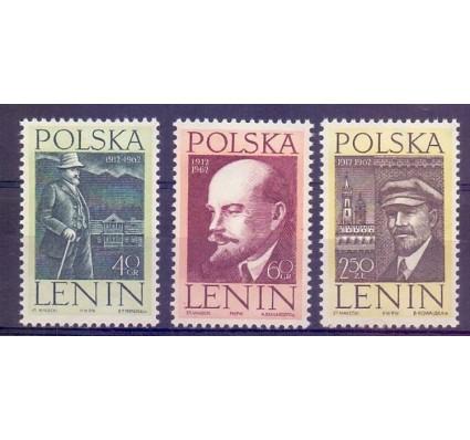 Znaczek Polska 1962 Mi 1309-1311 Fi 1161-1163 Czyste **