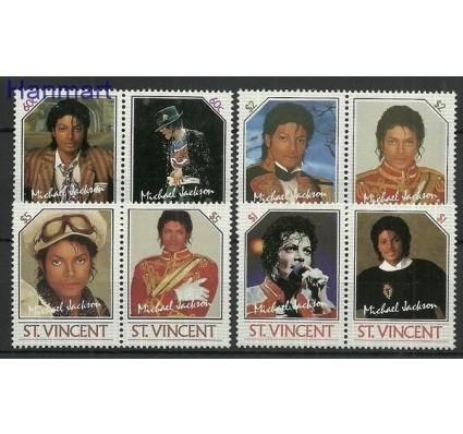 Znaczek St. Vincent 1985 Mi 890-897 Czyste **