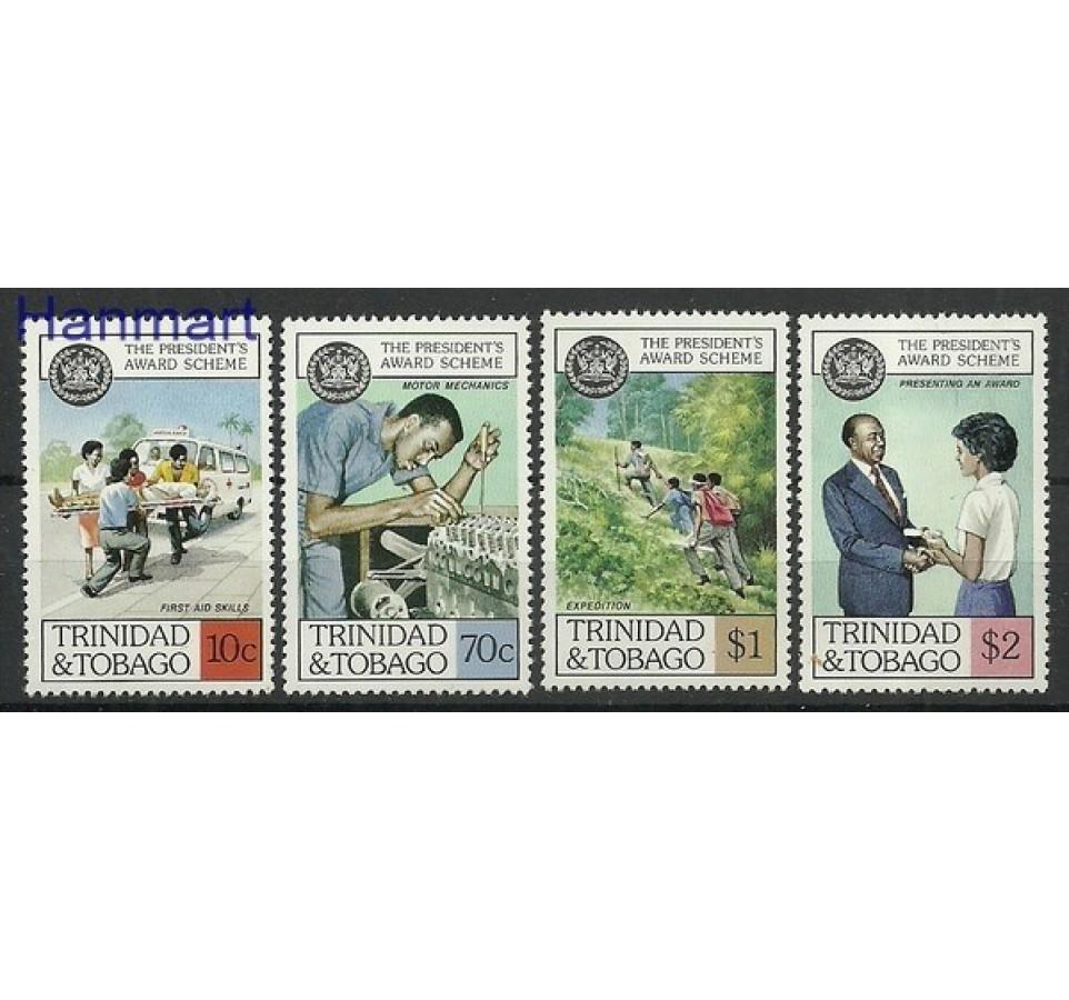 Trynidad i Tobago 1981 Mi 441-444 Czyste **