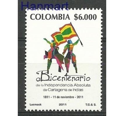 Znaczek Kolumbia 2011 Mi 2745 Czyste **