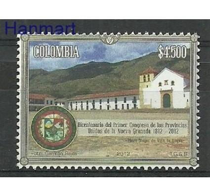 Znaczek Kolumbia 2012 Mi 2783 Czyste **