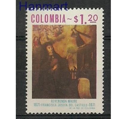 Znaczek Kolumbia 1972 Mi 1222 Czyste **