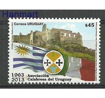 Znaczek Urugwaj 2013 Mi 3311 Czyste **