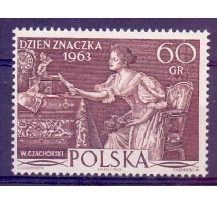Znaczek Polska 1963 Mi 1433 Fi 1285 Czyste **