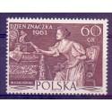 Polska 1963 Mi 1433 Fi 1285 Czyste **
