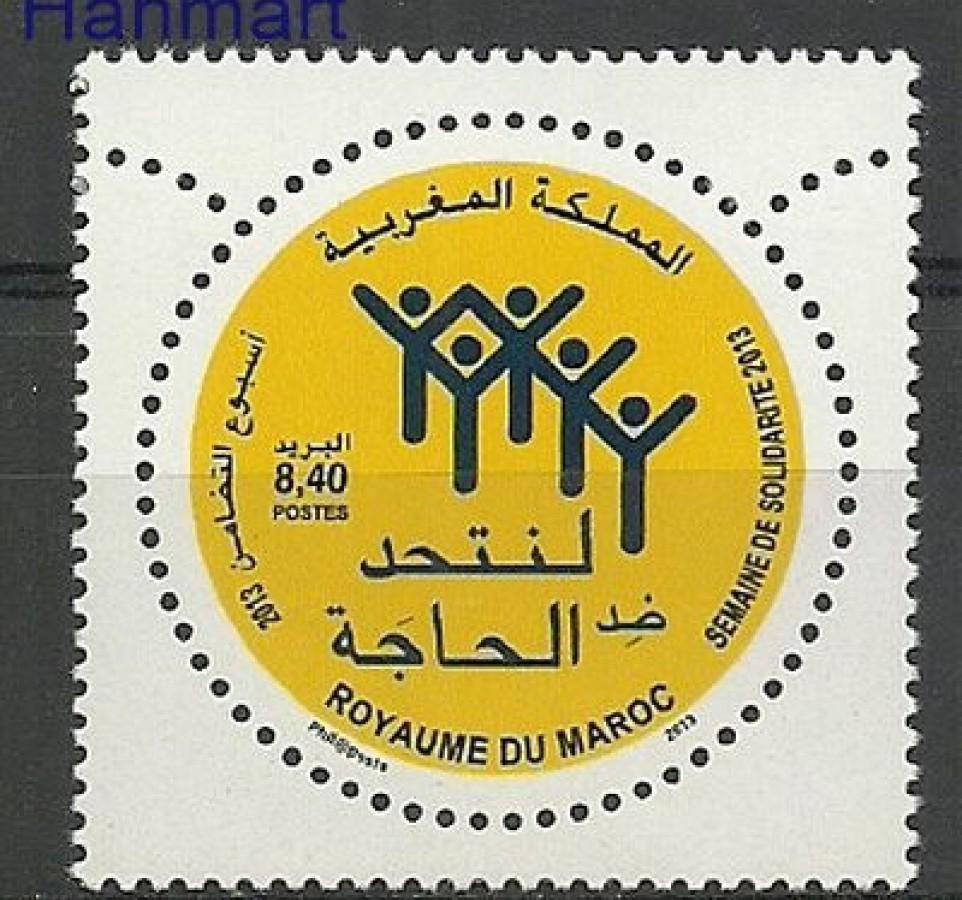 Maroko 2013 Mi 1829 Czyste **