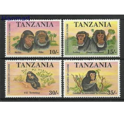 Znaczek Tanzania 1992 Mi 1229-1232 Czyste **