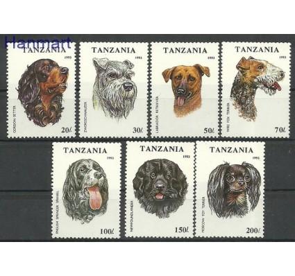 Znaczek Tanzania 1993 Mi 1599-1605 Czyste **