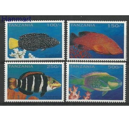 Znaczek Tanzania 1996 Mi 2420-2423 Czyste **