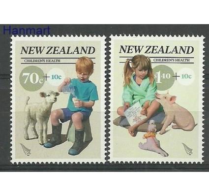 Znaczek Nowa Zelandia 2013 Mi 3053-3054 Czyste **
