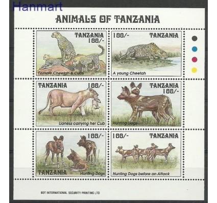 Znaczek Tanzania 1993 Mi 1564 Czyste **