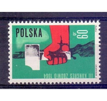 Znaczek Polska 1964 Mi 1528 Fi 1380 Czyste **