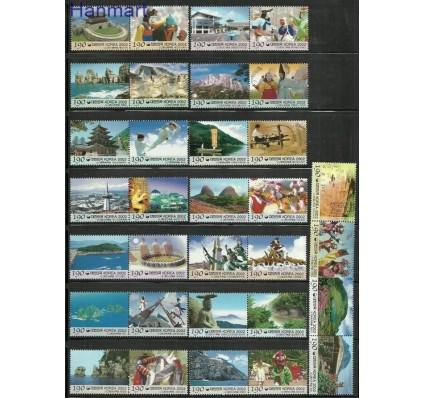 Znaczek Korea Południowa 2002 Czyste **