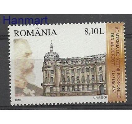 Znaczek Rumunia 2013 Mi 6696 Czyste **