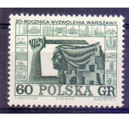 Znaczek Polska 1965 Mi 1561 Fi 1412 Czyste **