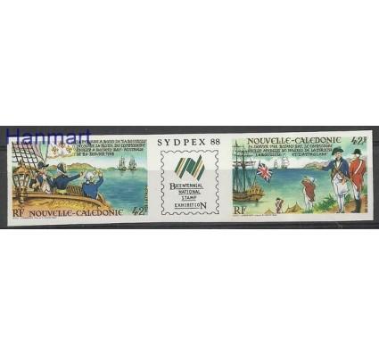 Znaczek Nowa Kaledonia 1988 Czyste **
