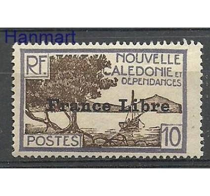 Znaczek Nowa Kaledonia 1941 Mi 242 Z podlepką *