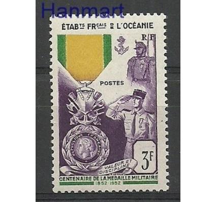 Znaczek Oceania Francuska 1952 Mi 237 Czyste **