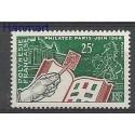 Polinezja Francuska 1964 Mi 32 Z podlepką *