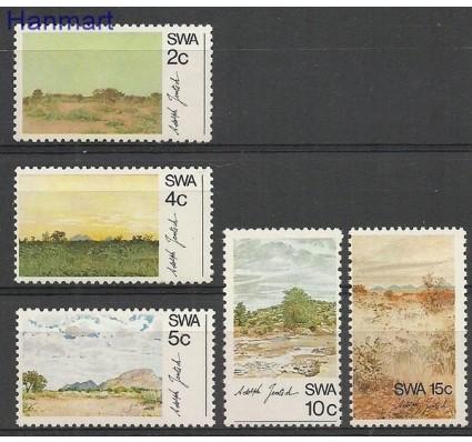 Znaczek Afryka Południowo-Zachodnia 1973 Mi 368-372 Czyste **