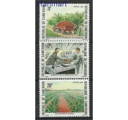 Znaczek Kamerun 1986 Mi 1145-1147 Czyste **