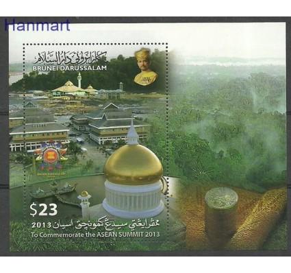 Znaczek Brunei 2013 Mi bl 46 Czyste **