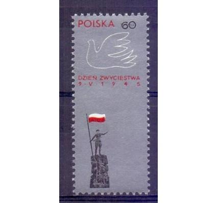 Znaczek Polska 1966 Mi 1673 Fi 1525 Czyste **