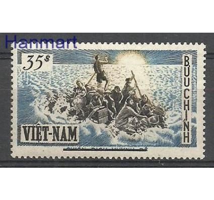 Znaczek Wietnam Południowy 1955 Mi 106 Z podlepką *