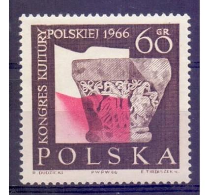 Znaczek Polska 1966 Mi 1714 Fi 1566 Czyste **