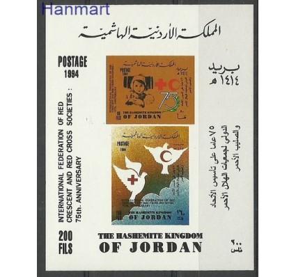 Znaczek Jordania 1994 Mi bl 75 Czyste **