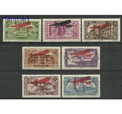 Znaczek Syria 1929 Mi 325-331 Z podlepką *