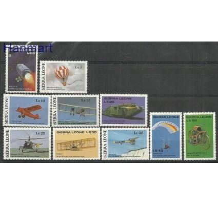 Znaczek Sierra Leone 1987 Mi 1010-1019 Czyste **