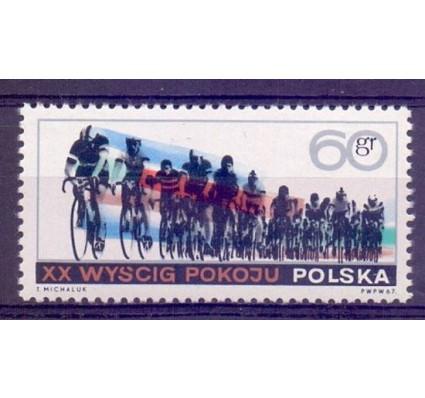 Znaczek Polska 1967 Mi 1760 Fi 1612 Czyste **