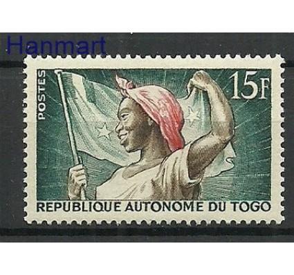 Znaczek Togo 1957 Mi 226 Czyste **