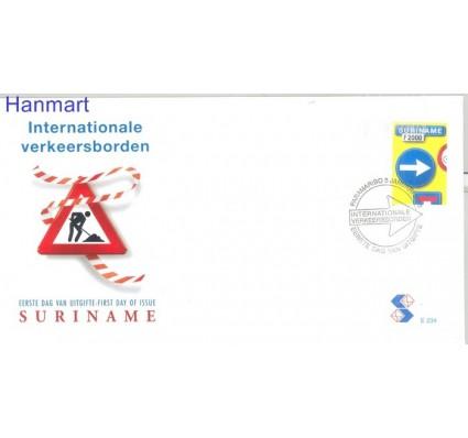 Znaczek Surinam 2000 Mi 1721 FDC