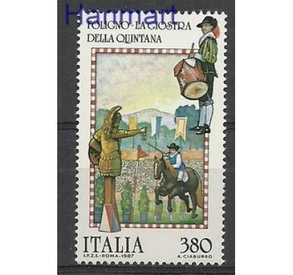 Znaczek Włochy 1987 Mi 2021 Czyste **