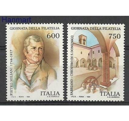 Znaczek Włochy 1994 Mi 2345-2346 Czyste **