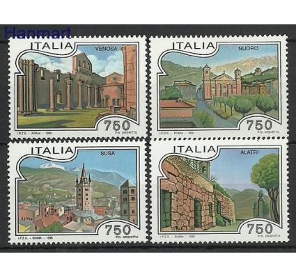 Znaczek Włochy 1995 Mi 2386-2389 Czyste **