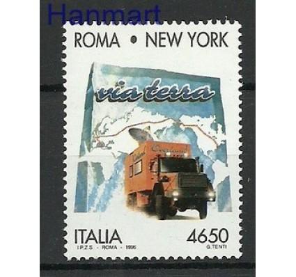 Znaczek Włochy 1996 Mi 2430 Czyste **