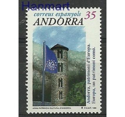 Znaczek Andora Hiszpańska 1999 Mi 270 Czyste **